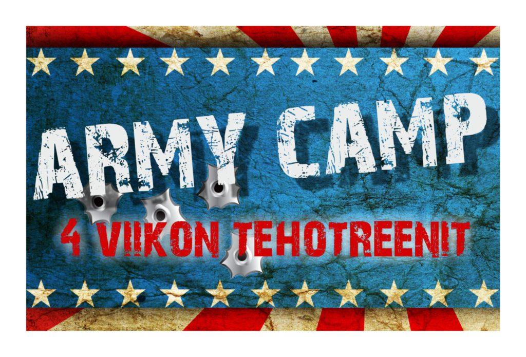 Army Camp helsinki