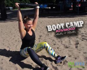 Boot camp kivikko