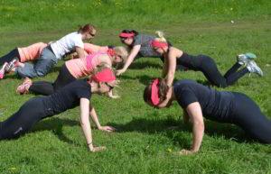 naisten ryhmävalmennus