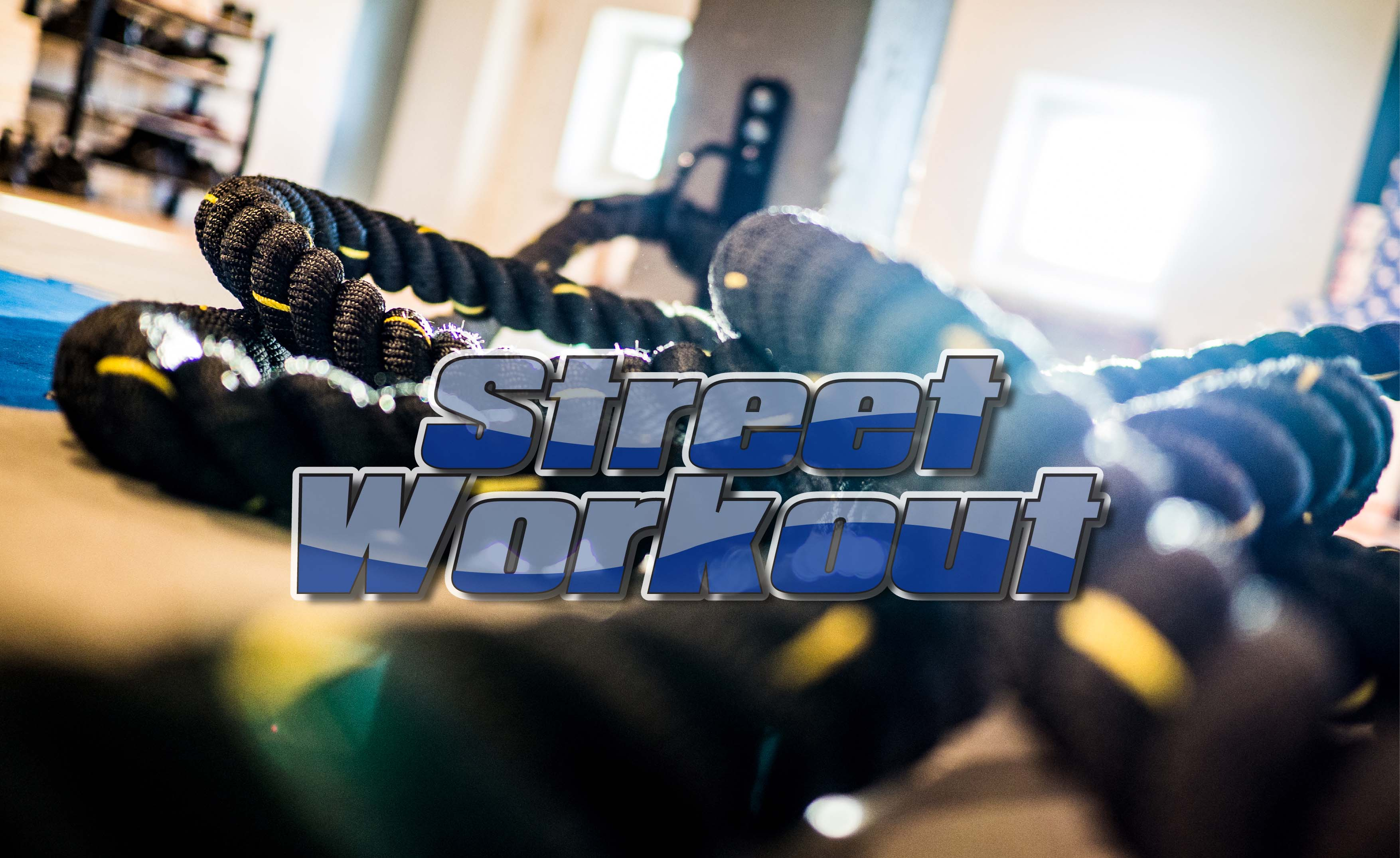 street workout nuorille